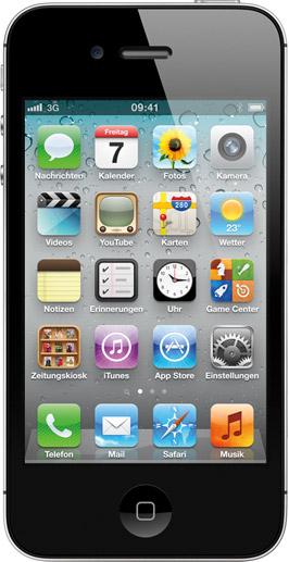 Der Vorgänger: Apple iPhone 4