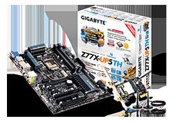 GIGABYTE Z77X-UP5 TH