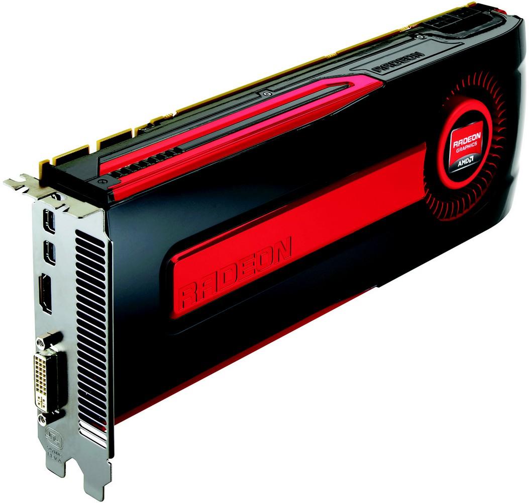 Radeon HD 7970 im Referenzdesign
