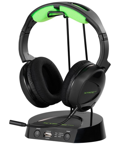 kabelloses gaming headset f r xbox 360 ps3 pc hartware. Black Bedroom Furniture Sets. Home Design Ideas