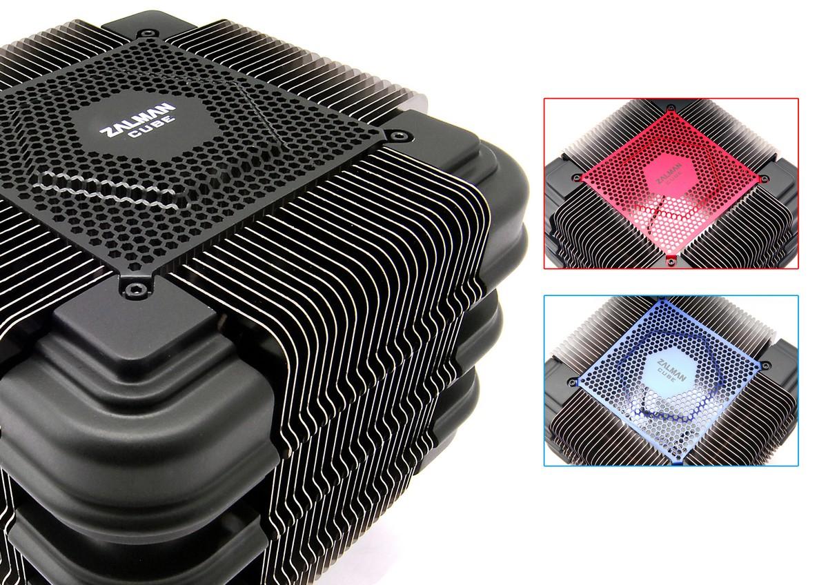 Zalman FX100-Cube