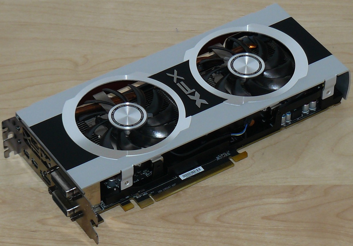 XFX Radeon HD 7870 1050M Black Edition