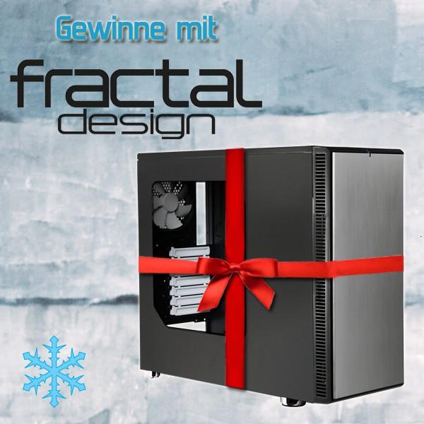 Fractal Design Define R4 mit Seitenfenster