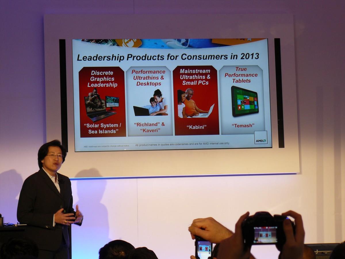 AMDs Lisa Su erklärt die Pläne von AMD