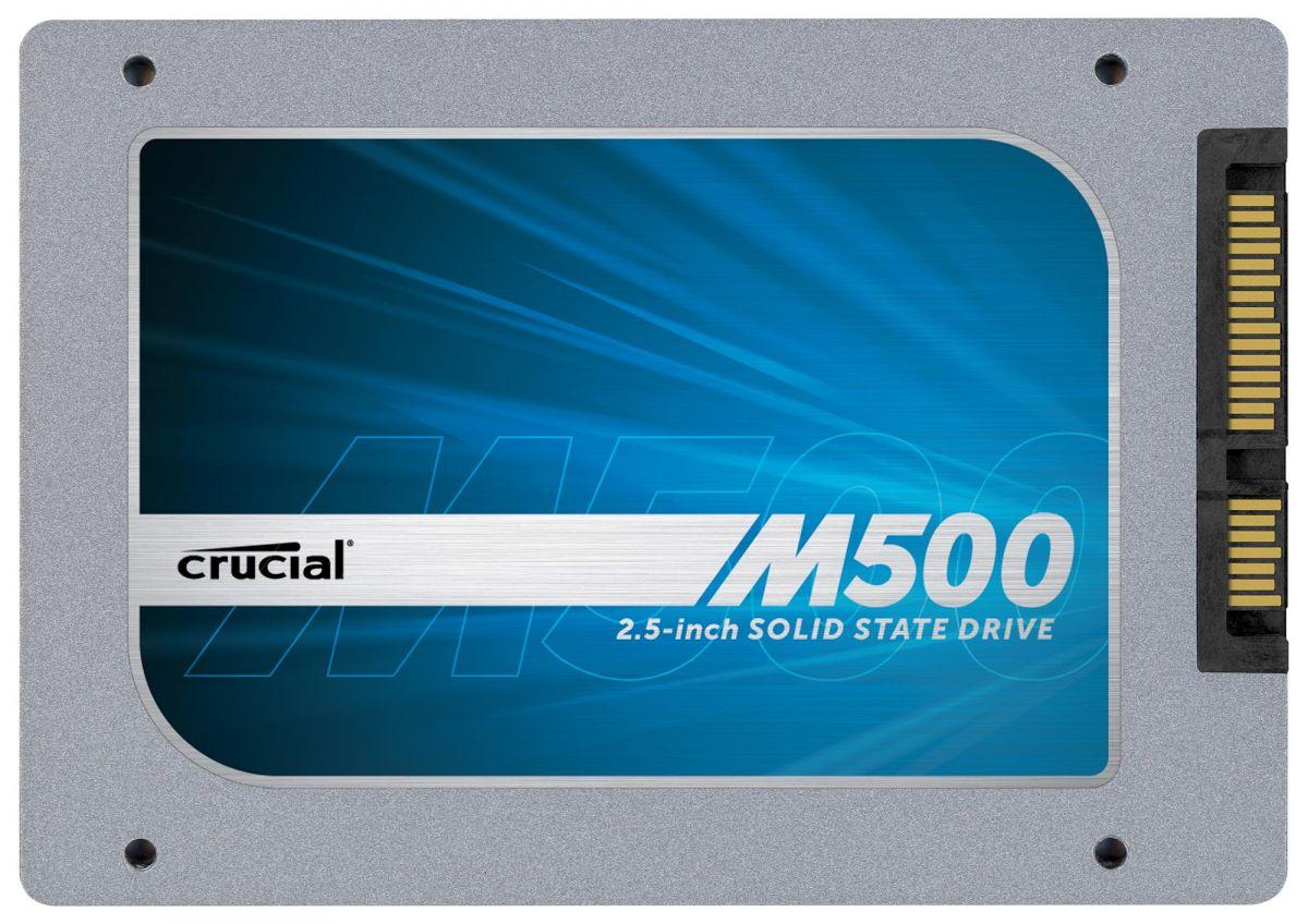 Crucial M500 2,5 Zoll