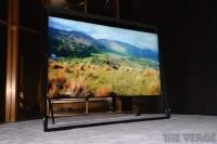 samsung 4k tv mit 85 zoll hartware. Black Bedroom Furniture Sets. Home Design Ideas