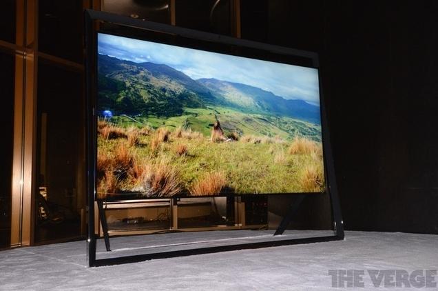 Tv 85 Zoll : samsung 4k tv mit 85 zoll hartware ~ Watch28wear.com Haus und Dekorationen