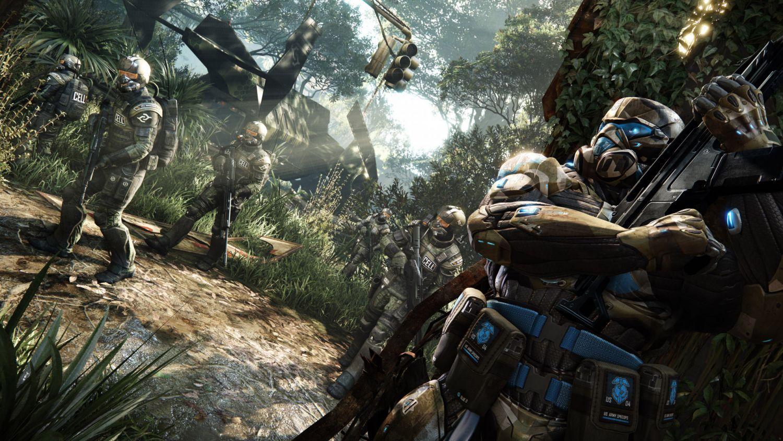 Crysis 3 Beta Screenshot
