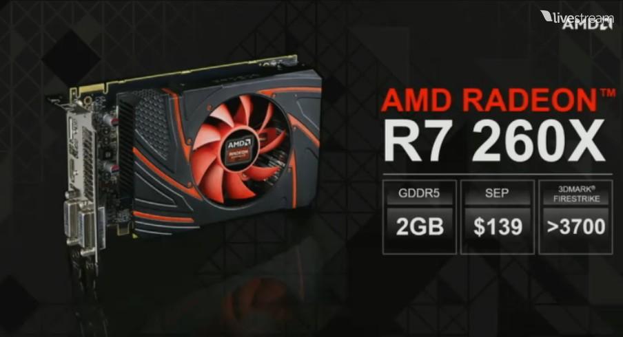 AMD Radeon R7 260X