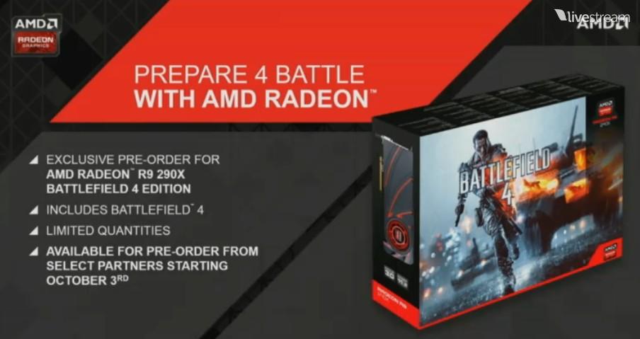 R9 290X mit Battlefield 4