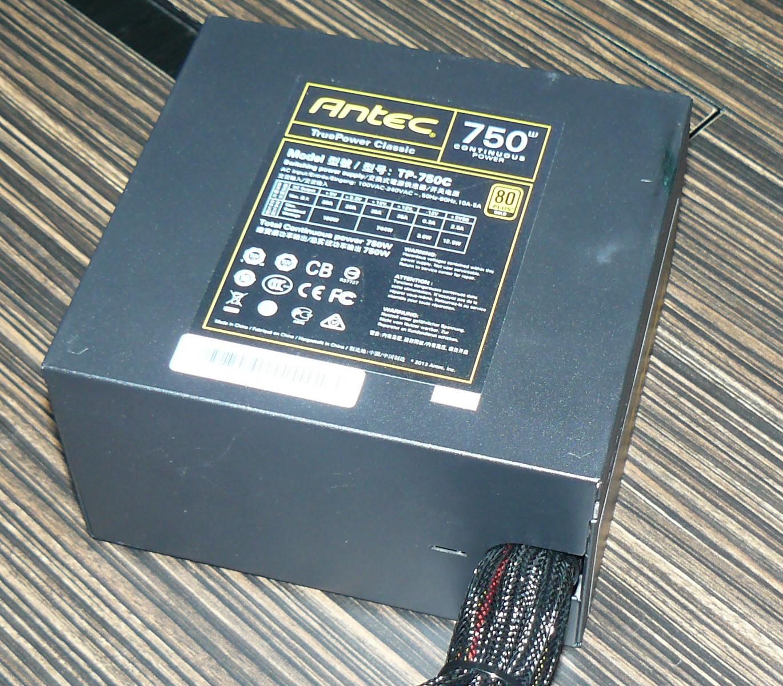 TruePower Classic 750W