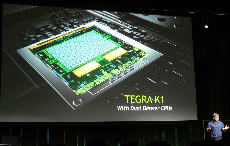 Tegra K1 Dual-Denver