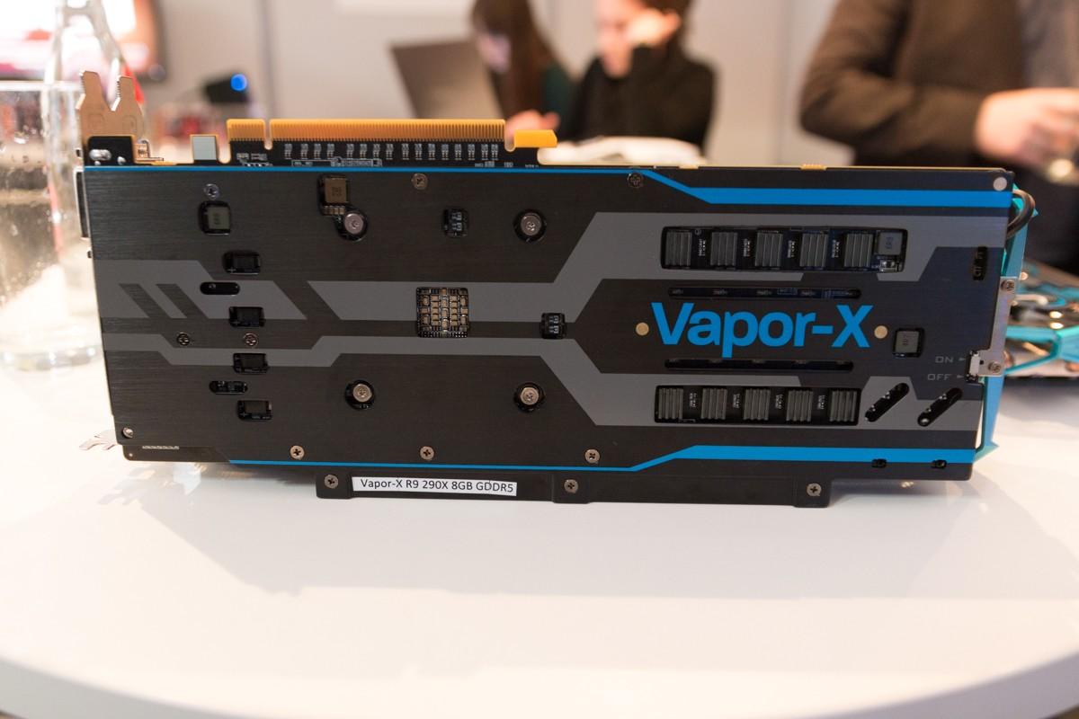 Sapphire Vapor-X R9 290X 8GB