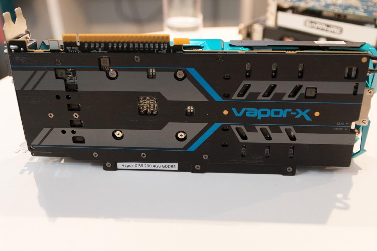 Sapphire Vapor-X R9 290 4GB