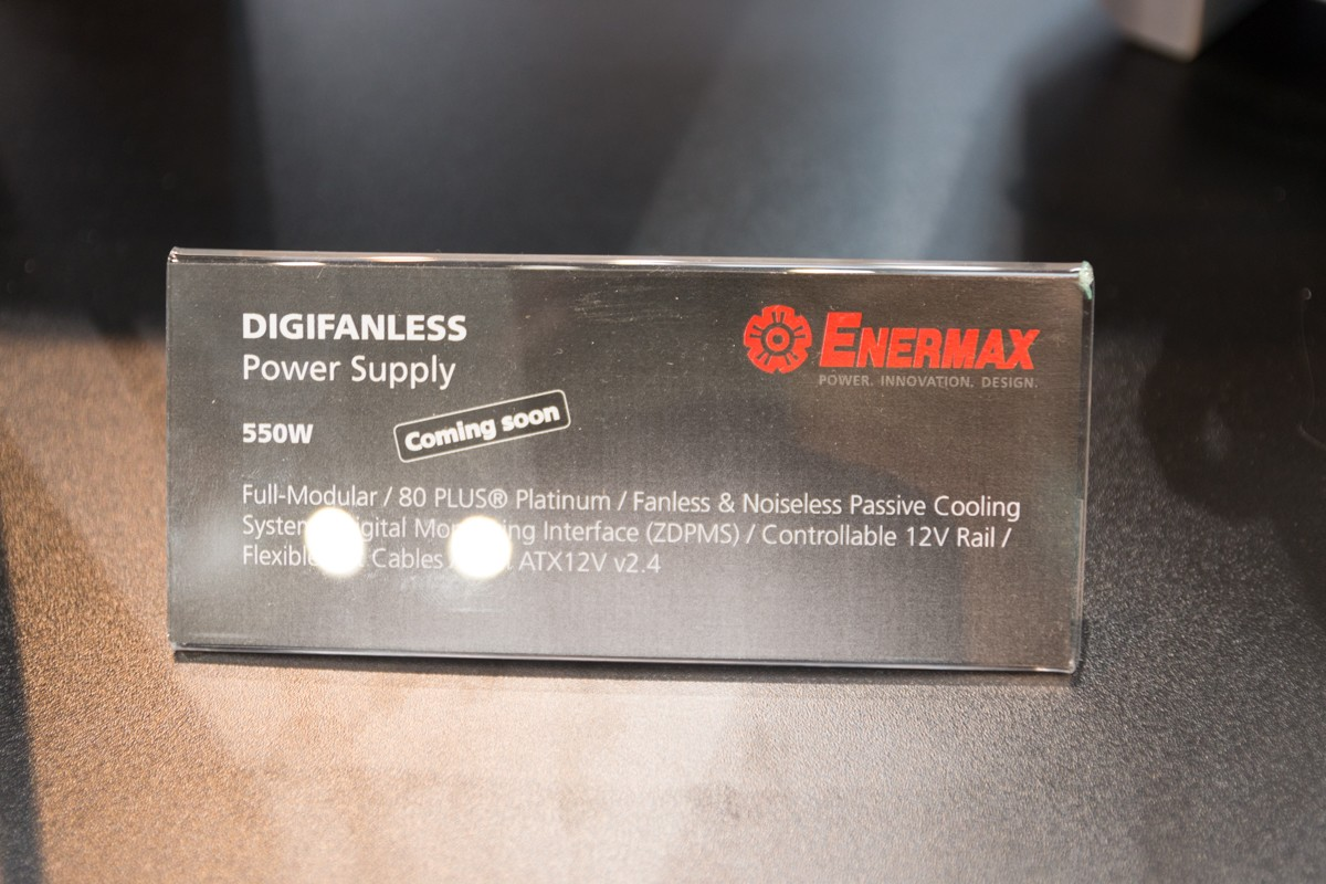 Digifanless Specs