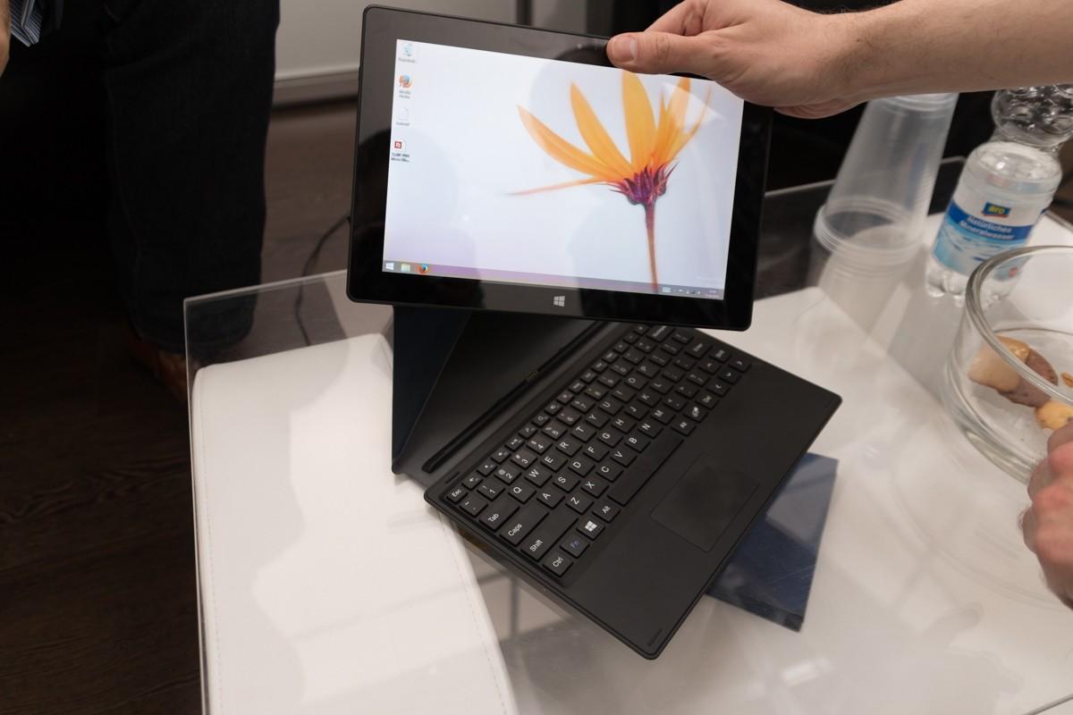 Schenker Elements Tablet