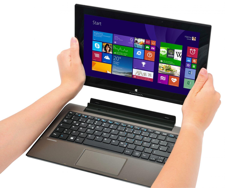 Aldi Nord Touch Notebook Ab 7 April Erhältlich Hartware