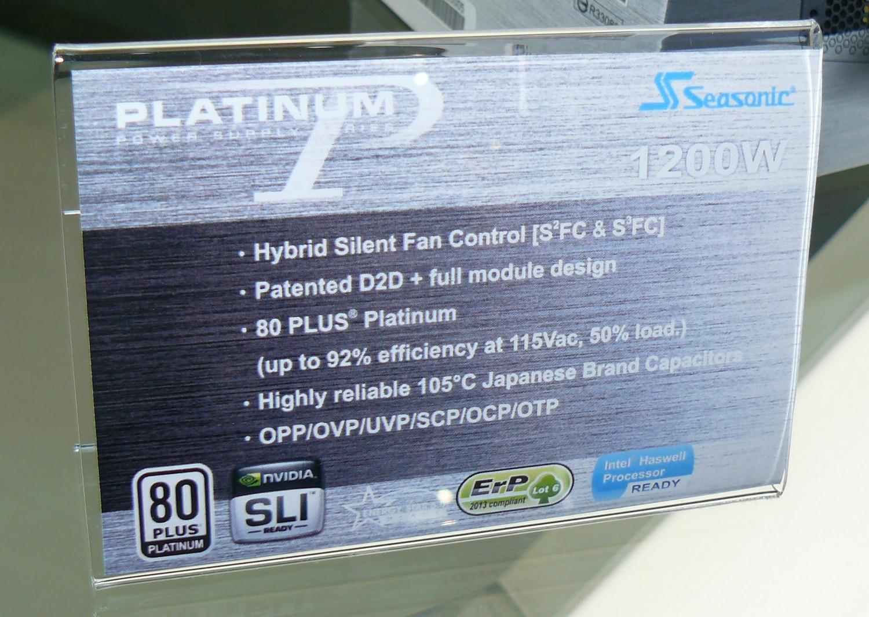 Platinum Serie