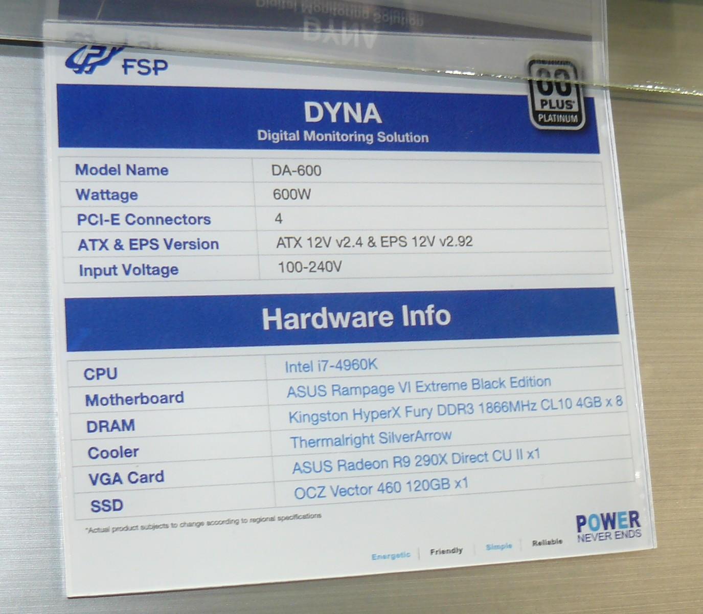 FSP Dyna