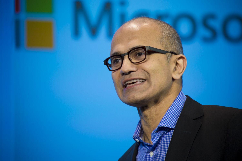 Satya Nadella ist der neue CEO bei Microsoft