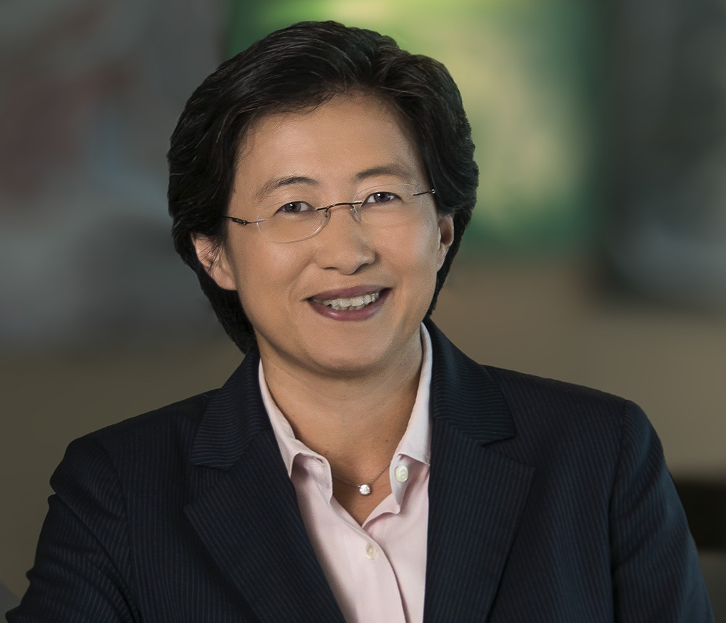 Lisa Su, AMD CEO