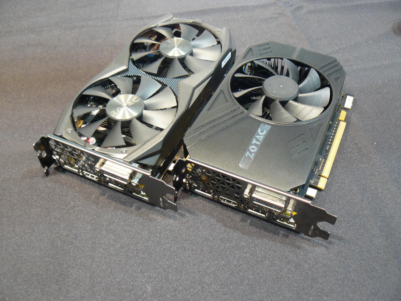 Vergleich zur normalen GTX 960