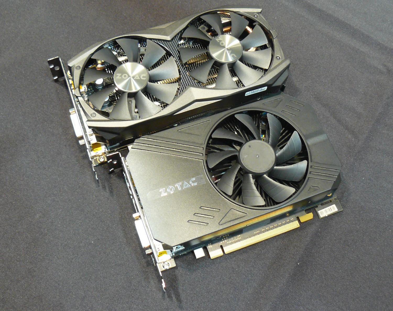 Kleiner als normale GTX 960