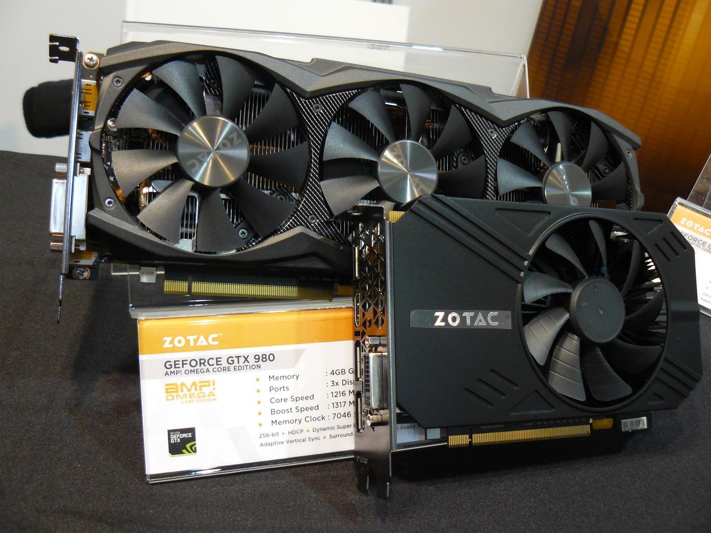 Vergleich zur GTX 980