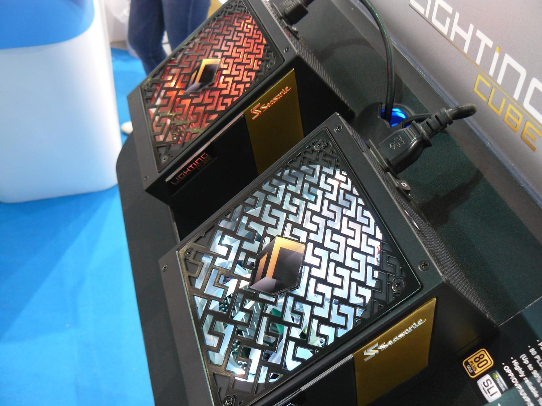 Lighting Cube Netzteile