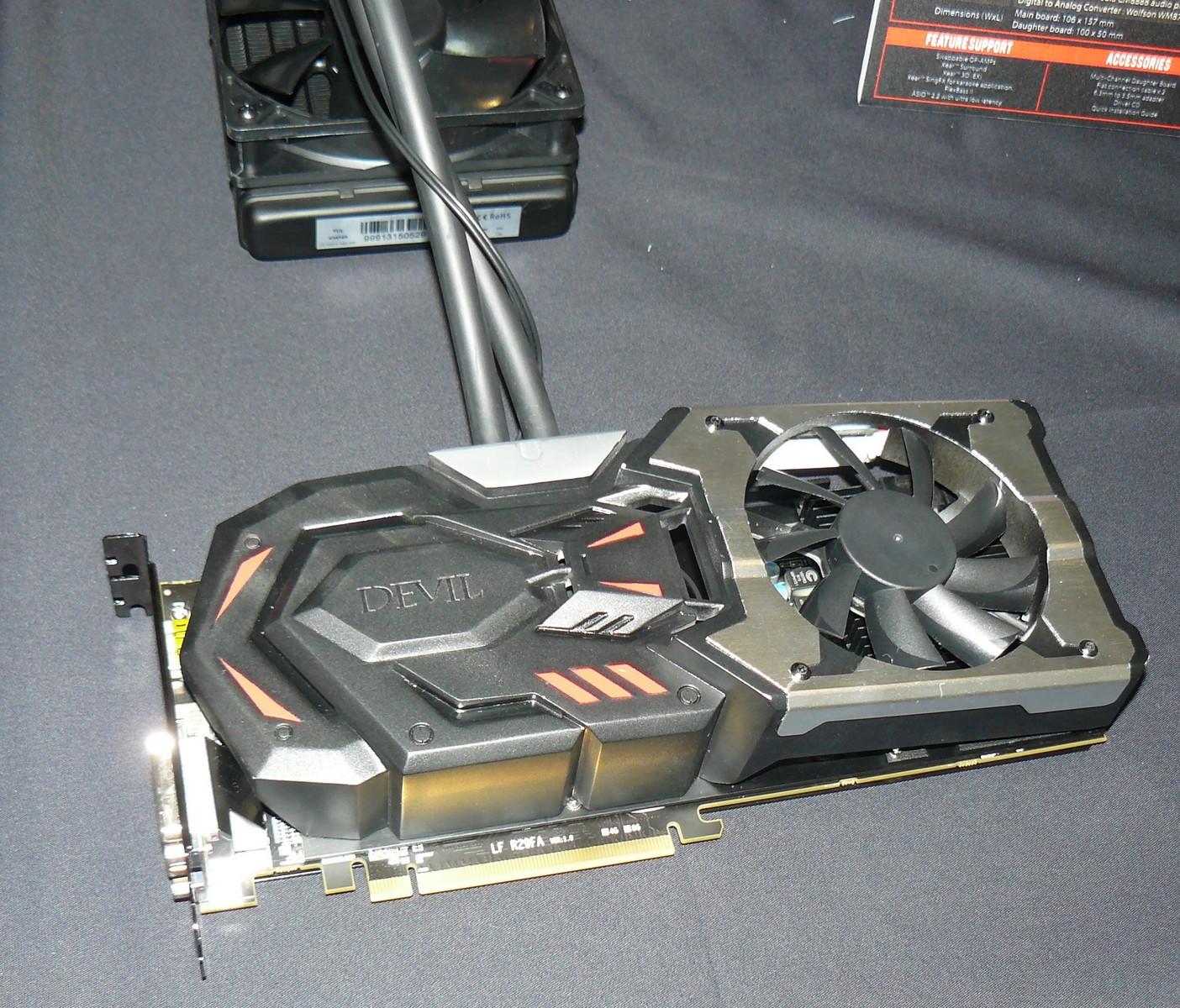 Angebliche Radeon R9 390