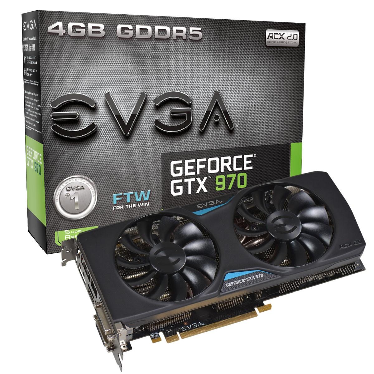 EVGA GTX 970 FTW ACX 2.0