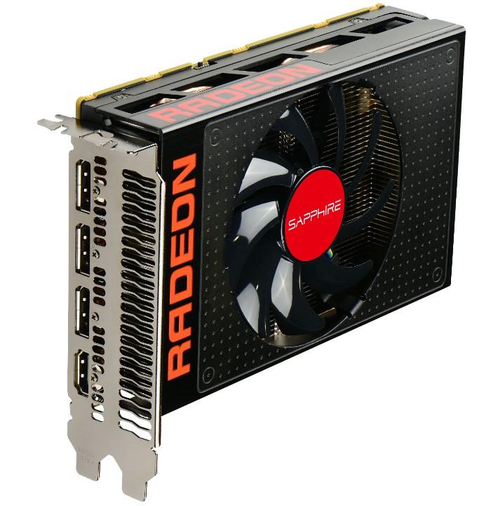 Sapphire Radeon R9 Nano