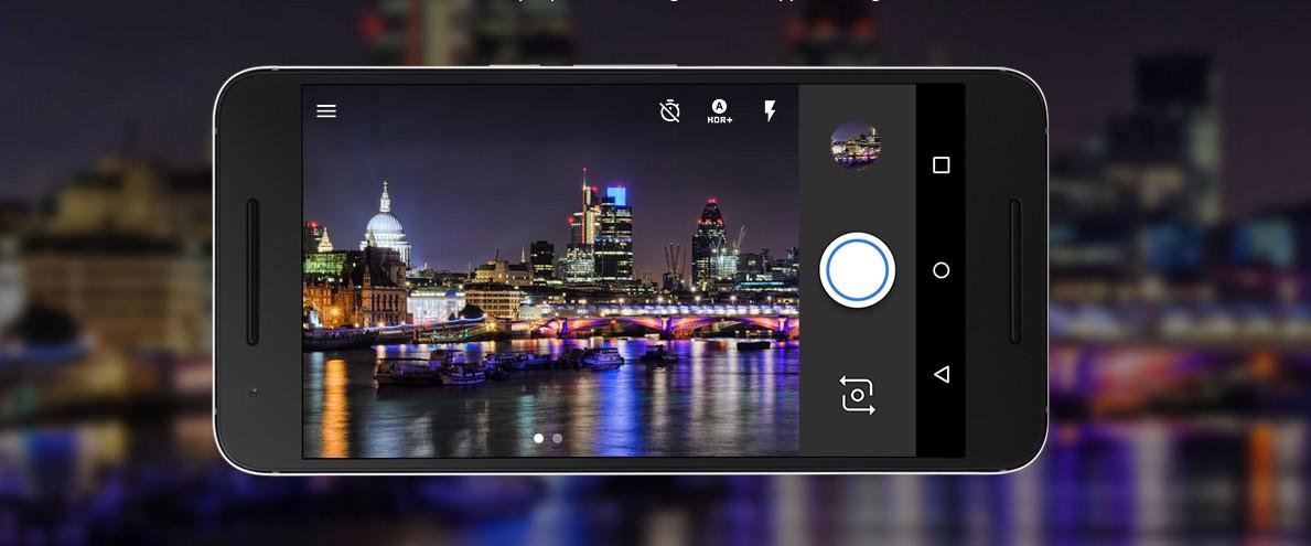 Nexus 6P Kamera