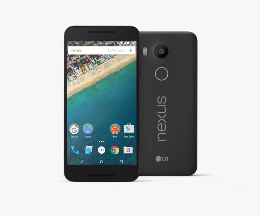 Google Nexus 5X (LG)