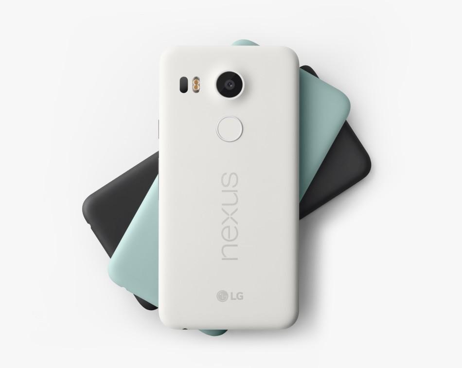 Nexus 5X Rückseite