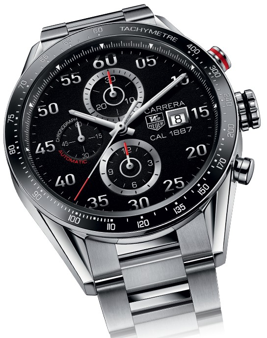Tag Heuer Carrera, die Basis der Connected