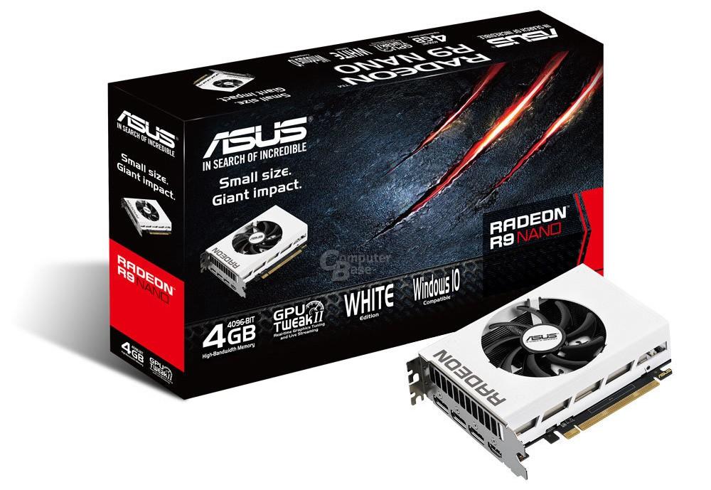 ASUS R9 Nano White