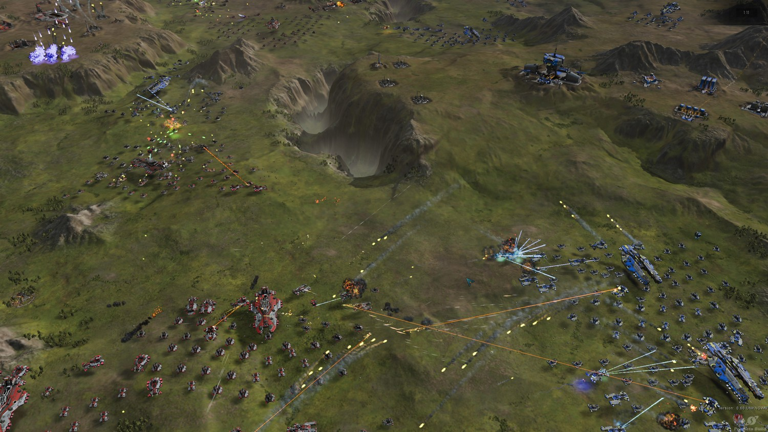 Ashes of Singularity Screenshot