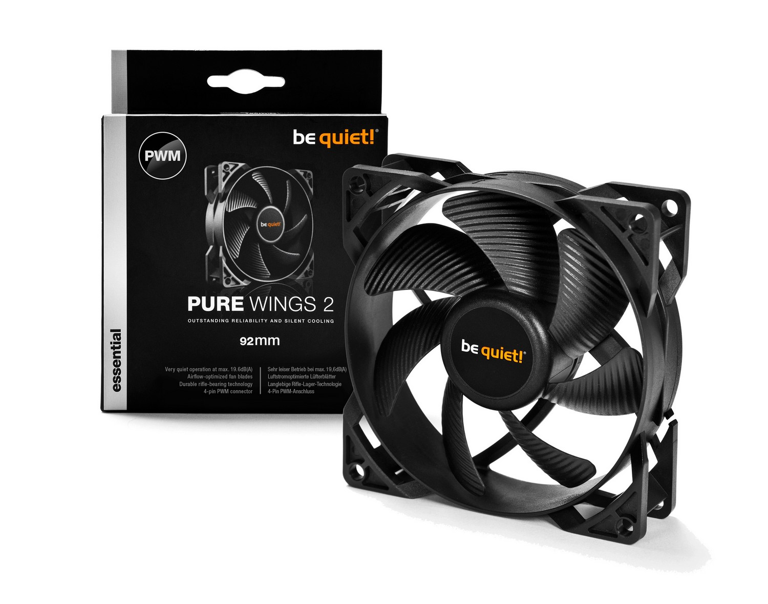 Pure Wings 2 PWM 92mm