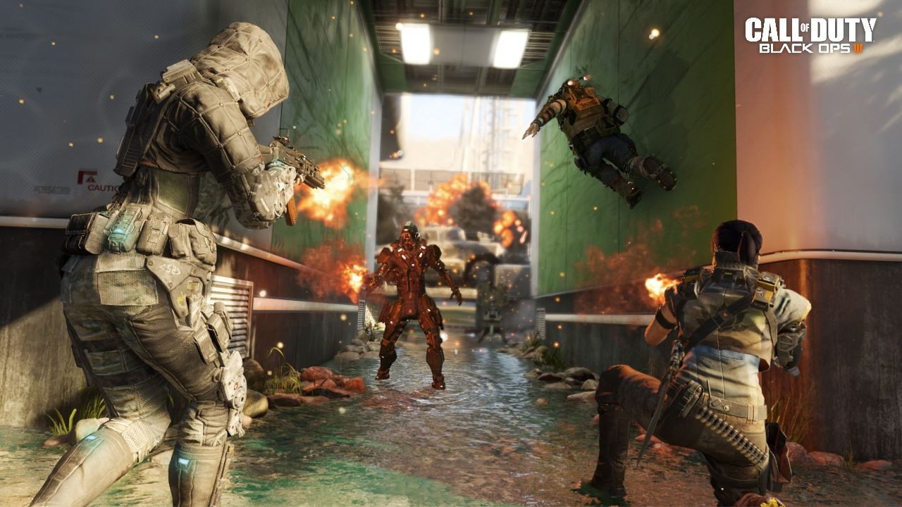 Call of Duty Black Ops III Screenshot