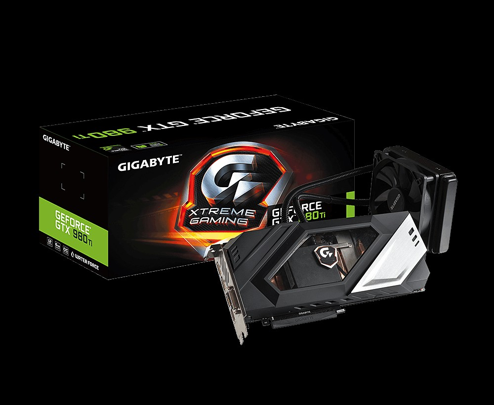 GeForce GTX 980 Ti Wakü