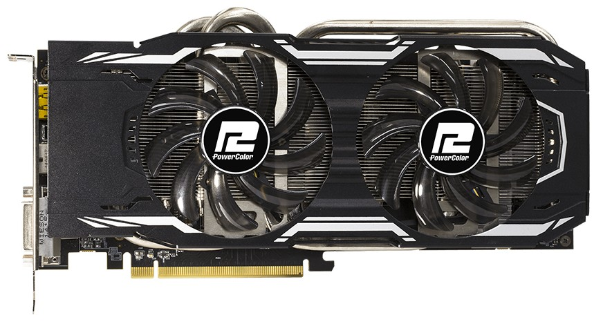 PowerColor PCS+ R9 380X Myst. Edition