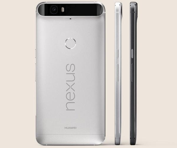 Nexus 6P Rückseite
