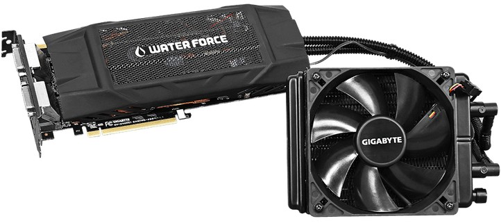 Gigabyte GeForce GTX 980 WaterForce