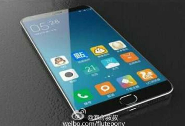 Angebliches Xiaomi Mi5