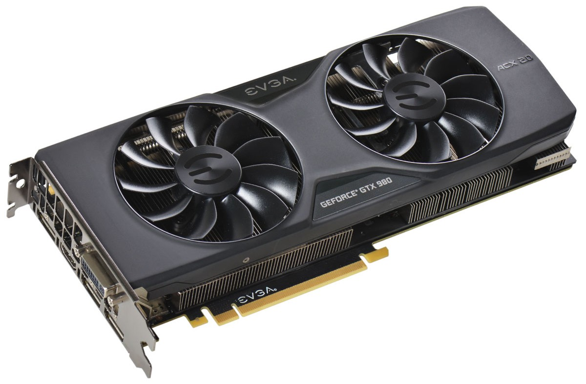 EVGA GeForce GTX 980 Superclocked ACX 2.0