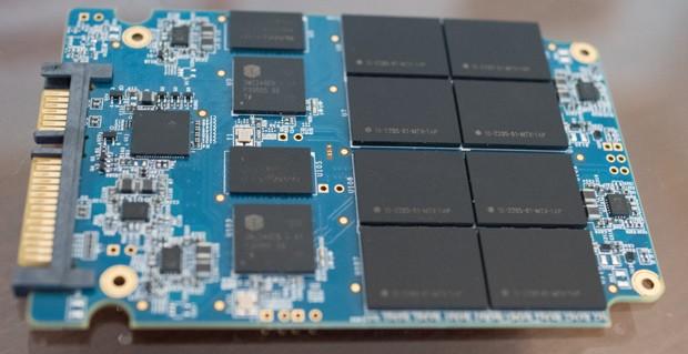 SSD-Prototyp mit 4 TByte
