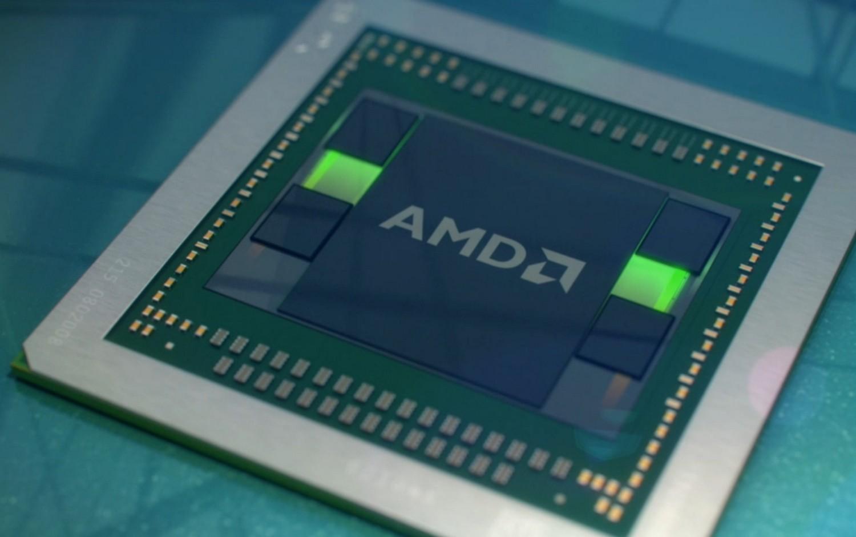 AMD Fiji Grafikchip mit HBM