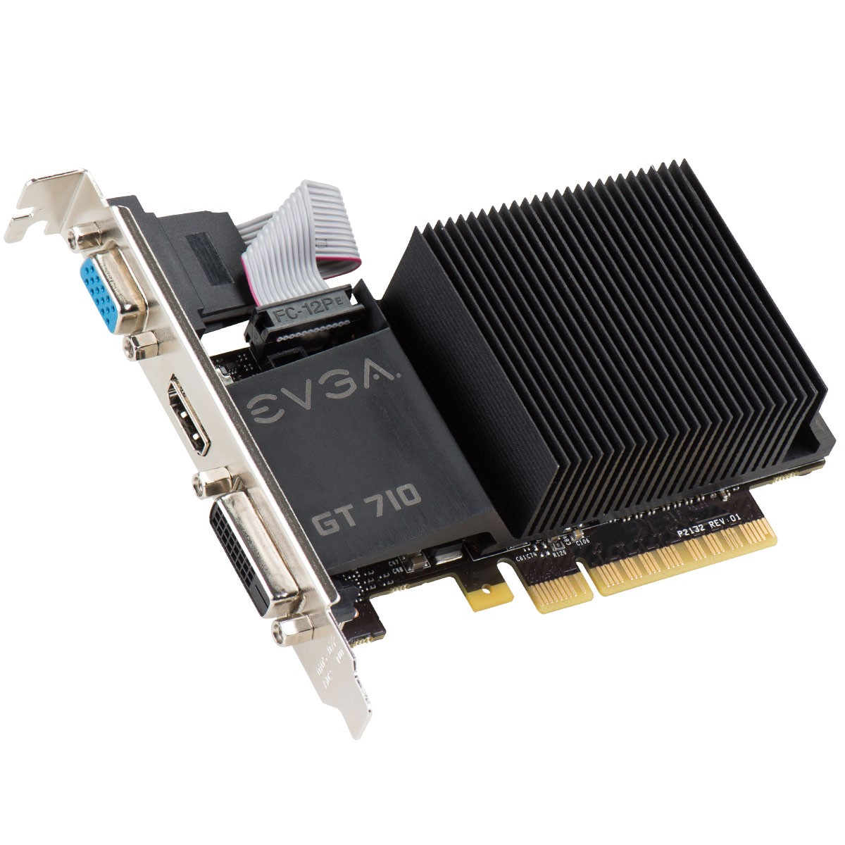 EVGA GeForce GT 710 passiv