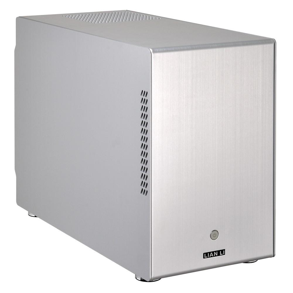 Lian Li PC-M25 Silber